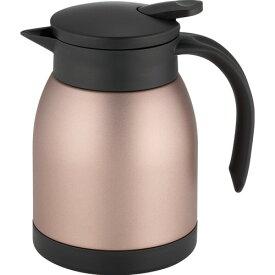 モストトゥデイ ステンレス卓上ポット 600ml 保温 保冷 コーヒー お茶 POT 卓上