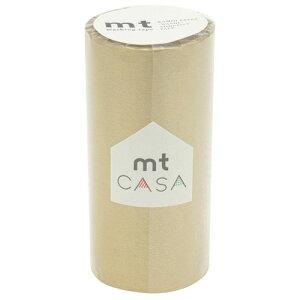 カモ井加工紙 カモイ mt CASA マスキングテープ Tape 金 100mm×10m MTCA1084