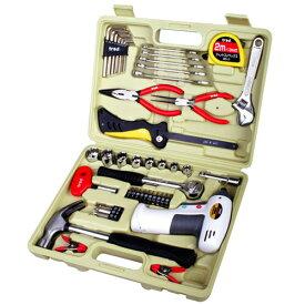 【送料無料】TRAD 工具セット 電池DV付 TS-47D #823108