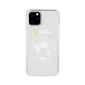 【送料無料】National Geographic ナショナル ジオグラフィック iPhone 11 Pro Max 背面カバー型 Global Seal Jelly Case NG17187i65R▽▼