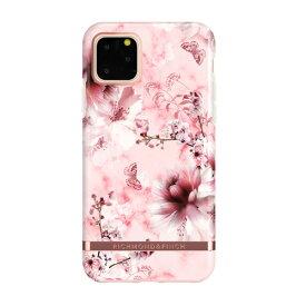 【送料無料】Richmond & Finch iPhone 11 Pro 背面カバー型 FREEDOM CASE フローラル Pink Marble Floral ピンクマーブルフローラル RF17981i58R