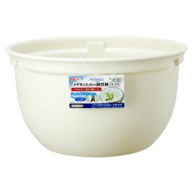 ジェックス GEX メダカ元気 メダカのための飼育鉢 白370