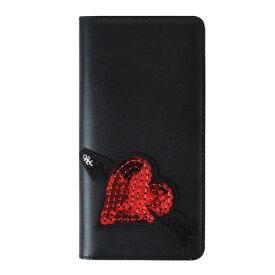 【送料無料】GAZE ゲイズ 2020 iPhone SE/8/7 ケース Spangle キューピッドハート GZ7999i7