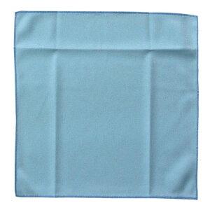 TORAY トレシー シルバーアクセサリー 磨き上げ用クロス 19×19cm ブルー