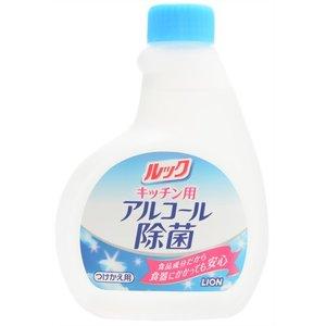 ルック キッチン用アルコール除菌スプレー つけかえ用 300ml