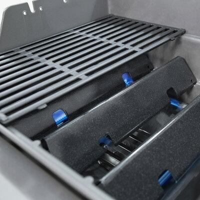【公式10年保証/送料無料】Weber公式スピリット2REDE-310蓋付き大型バーベキューコンロガスグリル(10〜12人用)45030008ウェーバーBBQバーベキューグリルコンロキャンプインスタ映えステーキクッキング焼肉ベランピング自宅