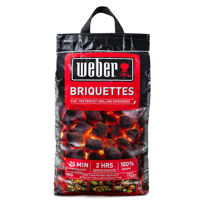 Weber(ウェーバー)Weberブリケット(炭)5kg17651【日本正規品】