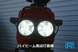 Rin Parts リンパーツ PH7 LED ヘッドライト球 ズーマー