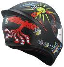 AGV エージーブイ K1 ヘルメット WHITE ZOO