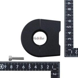 ACTIVE アクティブ アルミスロットルホルダー TYPE-3 ブラック ユニバーサルモデル