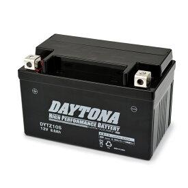 DAYTONA デイトナ ハイパフォーマンスバッテリー 液入り充電済 【DYTZ10S】