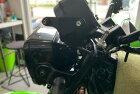 PMC ピーエムシー フロントカウルマウントセット Z1000R
