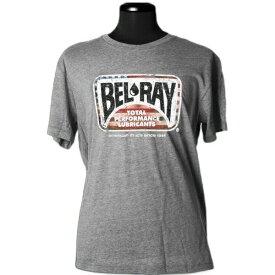 BEL-RAY ベルレイ Mens American Made T-Shirt:メンズ・アメリカン・メイド・Tシャツ