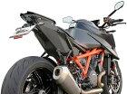 MotoCrazyモトクレイジーフェンダーレスキット1290SUPERDUKER