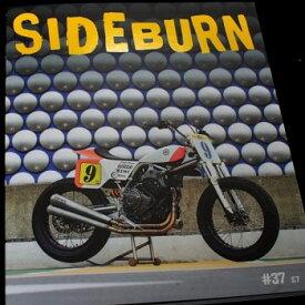 FORK フォーク SIDEBURN #37【Inman Ink Ltd】