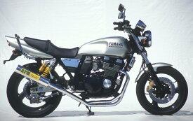 RPM アールピーエム RPM-4in2in1フルエキゾーストマフラー サイレンサーカバー:ステンレス XJR400 YAMAHA ヤマハ