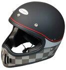 ACECAFELONDONエースカフェロンドンホライズンMX-H3ACECAFEチェッカーフラッグヘルメット