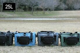 TTPL ティーティーピーエル touring25 [ツーリング25] 防水ツーリングバッグ