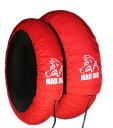 MAD DOG マッドドッグ タイヤウォーマー 17インチ F120/ R180-200