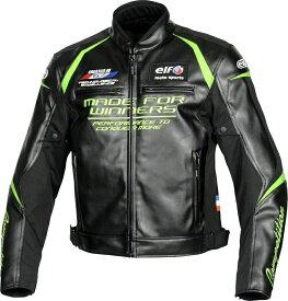 elf エルフ アパレル EJ-W108 Evoluzione PU Leather Jacket [エヴォルツィオーネPUレザージャケット]