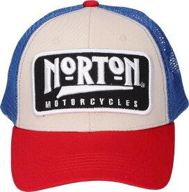RIDEZ ライズ 【Norton】キャップ NRC04