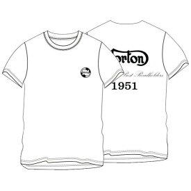 RIDEZ ライズ 【Norton】 Tシャツ