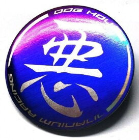 DOGHOUSE ドッグハウス Factory emblem Round Reflector