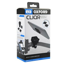 OXFORD オックスフォード 【CLIQR:クリッカ】ハンドルマウント【オートバイ用】