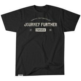US YAMAHA 北米ヤマハ純正アクセサリー 「Journey Further Yamaha」Tシャツ