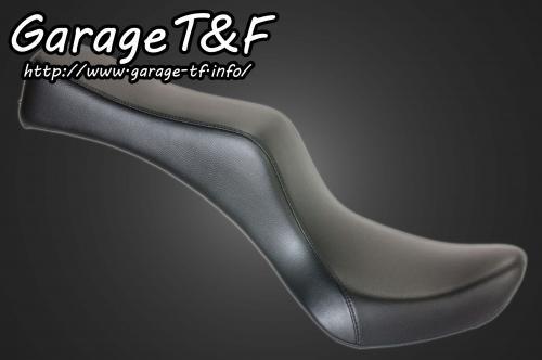 ガレージT&F シート本体 シート タイプ:スムースダブルシート シャドウ400