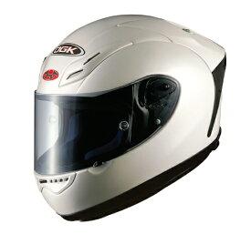 OGK KABUTO オージーケーカブト フルフェイスヘルメット FF-5V [エフエフ・ファイブブイ パールホワイト] ヘルメット