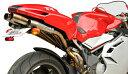 MotoCrazy モトクレイジー フェンダーレスキット F4 750/1000/1078 (00-09)