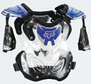 【イベント開催中!】FOX フォックス オフロードプロテクター R3ルーストデフレクター BLUE サイズ:S(身長 129-162cm)