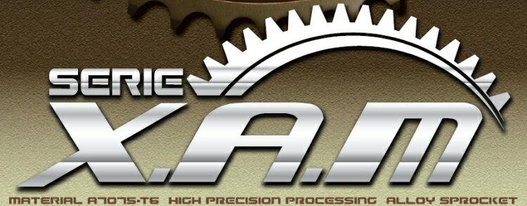 XAM ザム スプロケット スペーサー セロー225 ブロンコ