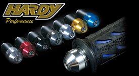【イベント開催中!】 HARDY ハーディー ロードバーエンドキャップ カラー:レッド