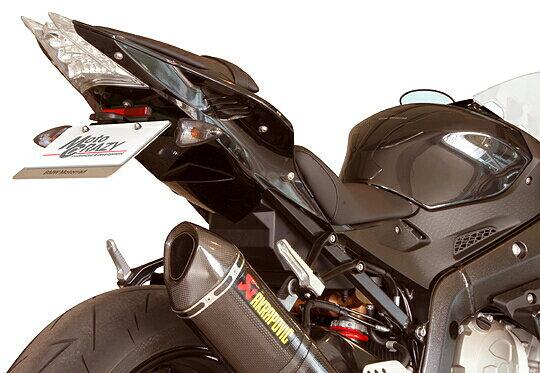 【在庫あり】MotoCrazy モトクレイジー フェンダーレスキット S1000RR/HP4 (-15)、S1000R