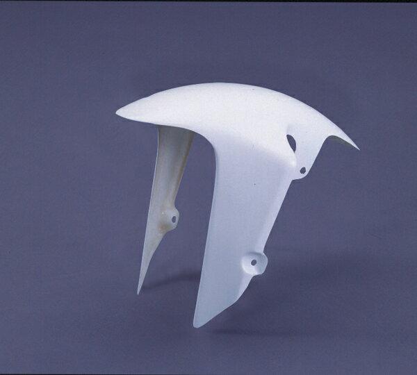 才谷屋 サイタニヤ フロントフェンダー カラー:白ゲル TZR50