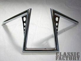 CLASSIC FACTORY クラシックファクトリー ハンドルバー タコロボ (HIGH) 1インチ 25cm