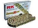 【セール特価!】 RK GVシリーズゴールドチェーン GV520R-XW リンク数:120