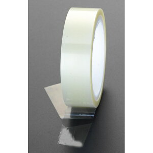 ESCO エスコ 20mmx50m両面テープ(0.03mm粗面仮止め用)