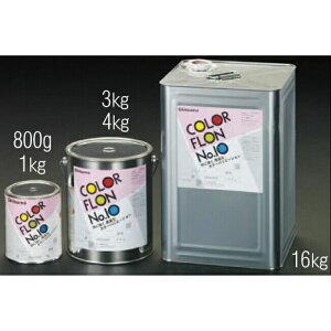 ESCO エスコ 1kg[艶あり]耐熱塗料[黒]