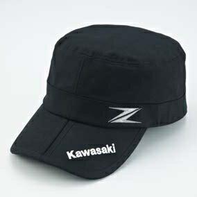 KAWASAKI カワサキ 帽子 Z コンパクト ワークキャップ