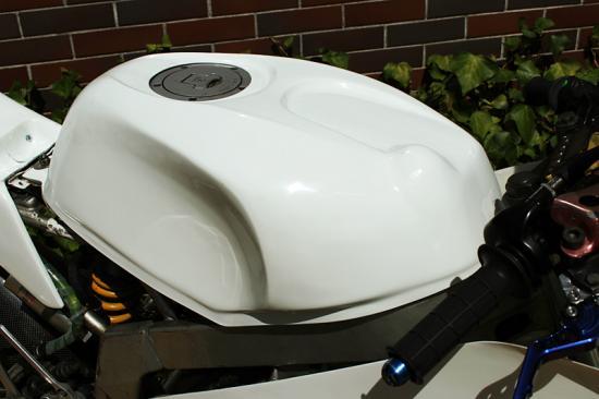 【在庫あり】M-DESIGN エムデザイン タンクカバー NSF100 NSR mini NSR50 NSR80
