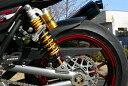 【在庫あり】STRIKER ストライカー リアフェンダー カーボンリヤフェンダー ロング ZRX1200 DAEG