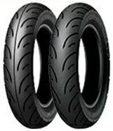 【在庫あり】DUNLOP ダンロップ オンロード・スクーター/ミニバイク D307A 【90/90-14 46P TL】 タイヤ