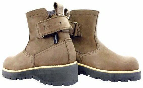 KADOYA カドヤ オンロードブーツ EG BROWN-A [K'S LEATHER] ブーツ サイズ:25.0cm
