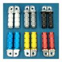 JPモトマート(デュラボルト) JP MotoMart(DURA-BOLT) フットペグ・ステップ・フロアボード NRフロントステップペグ カラー:シルバー