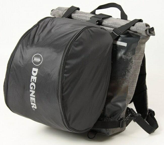 DEGNER デグナー その他ヘルメット関連用品 ヘルメットバッグ