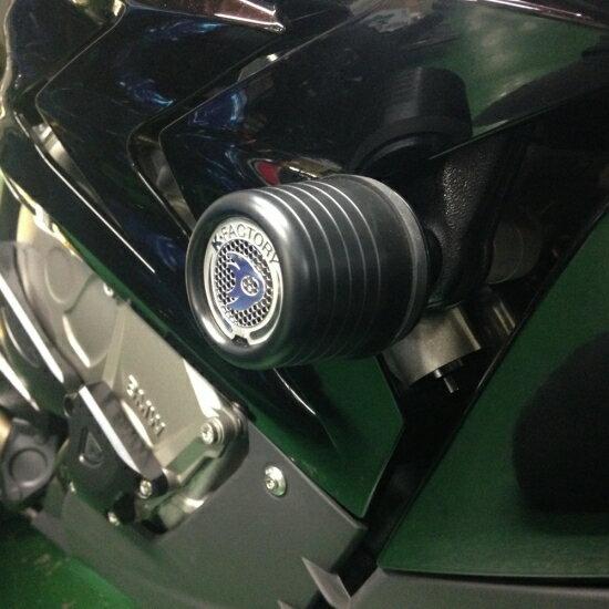【在庫あり】K-FACTORY Kファクトリー ケイファクトリー ガード・スライダー エンジンスライダー S1000RR 15-16