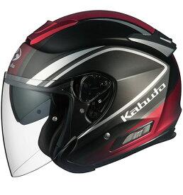 【在庫あり】OGK KABUTO オージーケーカブト ジェットヘルメット ASAGI CLEGANT [アサギ クレガント フラットブラック] ヘルメット サイズ:M